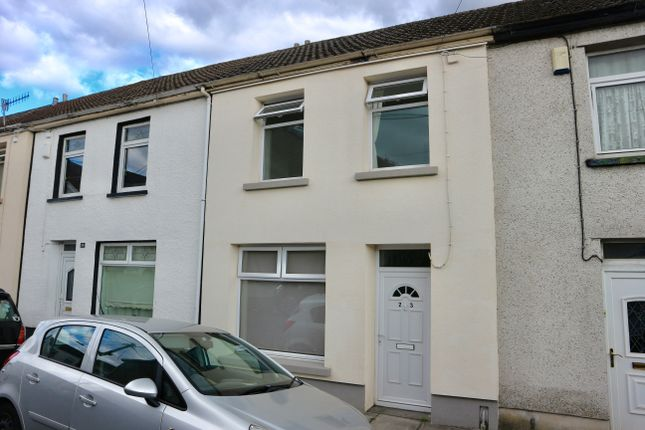 Thumbnail Terraced house for sale in Caerhendy Street, Penydarren, Merthyr Tydfil