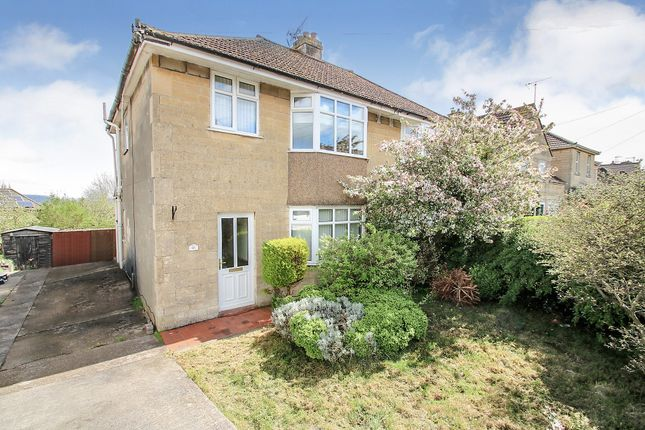 Thumbnail Semi-detached house for sale in Mount Road, Bath