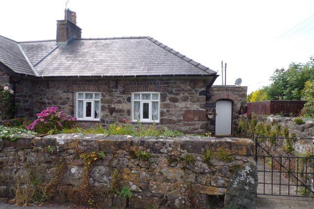 Thumbnail Property for sale in School Cottages, Llandwrog, Caernarfon