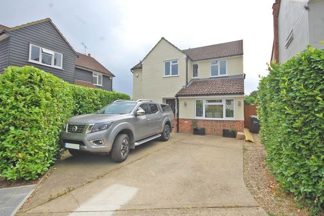 Thumbnail Detached house for sale in Leyfields, Rayne, Braintree