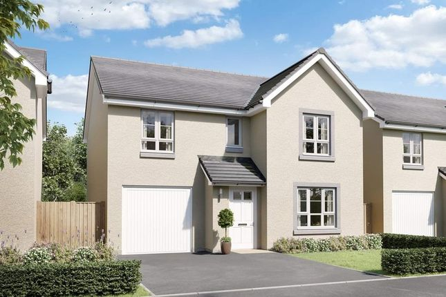 "4 bed detached house for sale in ""Dunbar"" at Oldmeldrum Road, Inverurie AB51"