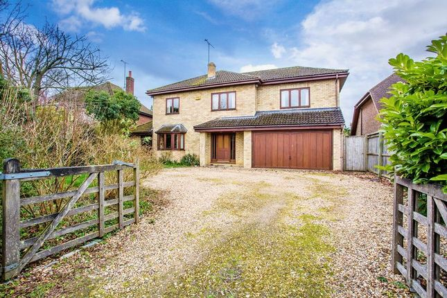 Thumbnail Detached house for sale in Highlands Road, Buckingham