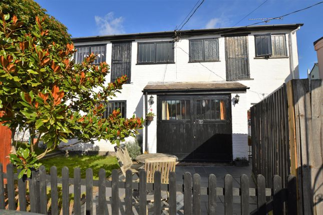 Thumbnail Detached house for sale in Chapel Street, Rowhedge, Colchester