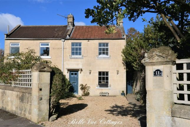 Thumbnail Semi-detached house for sale in Gladstone Road, Combe Down, Bath