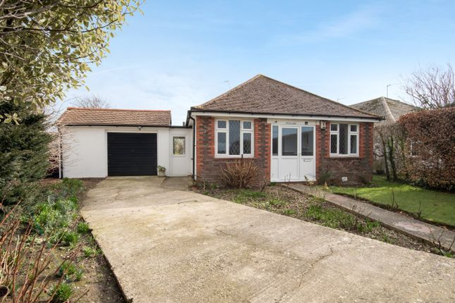 Thumbnail Detached bungalow for sale in Piggery Hall Lane, West Wittering
