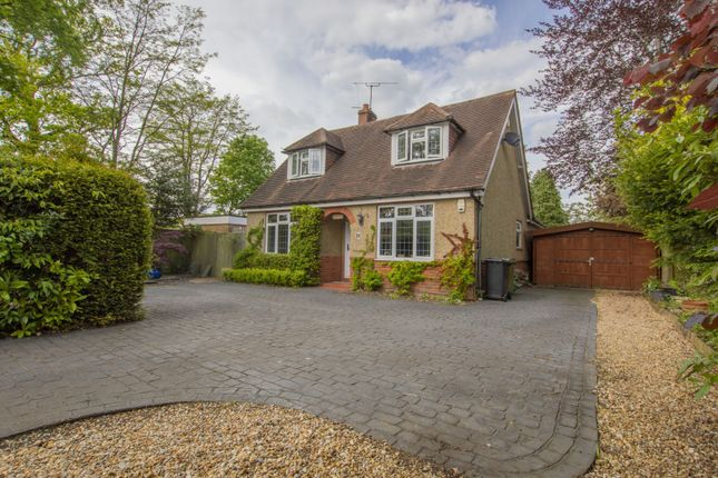 Thumbnail Detached bungalow for sale in Victoria Road, Mortimer Common, Reading