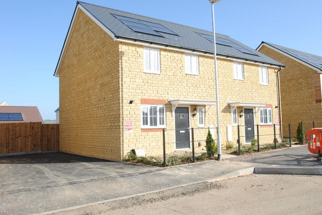3 bed semi-detached house for sale in The Homelands, Bishops Cleeve, Cheltenham