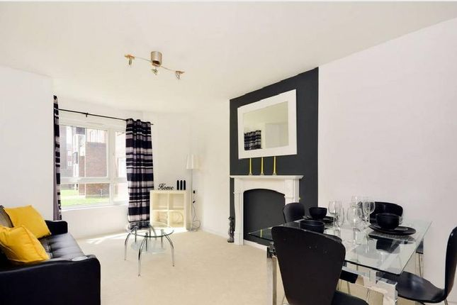 Thumbnail 1 bed flat to rent in Sheldrick Close, Colliers Wood, London, London