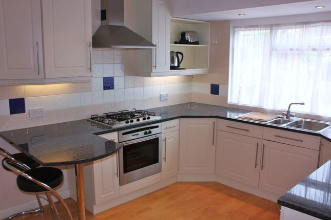 Thumbnail Detached house to rent in Pilgrims Way, Croham Road, South Croydon