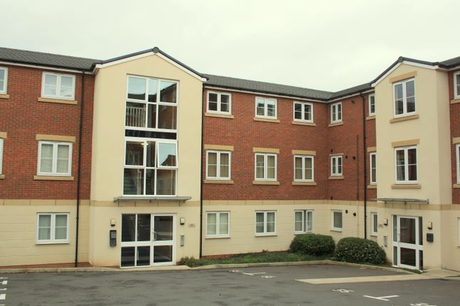 Thumbnail Flat to rent in Hollington House, Enfield, Redditch