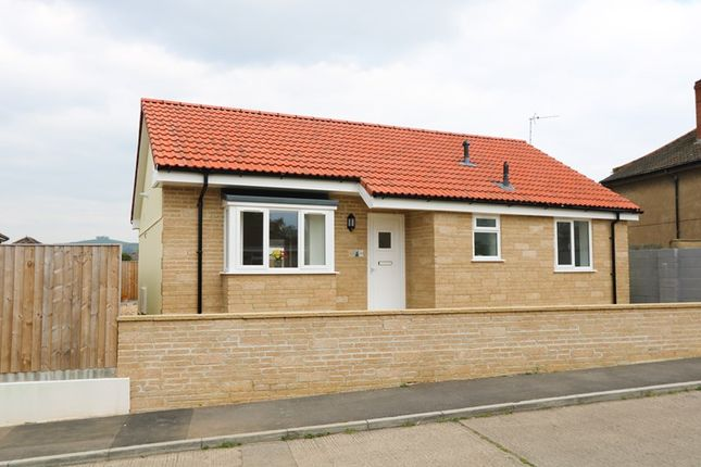 Thumbnail Detached bungalow for sale in Haselbury Grove, Saltford, Bristol