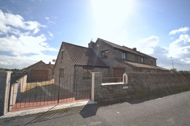 Thumbnail Detached house for sale in Crossleaze Farmhouse, 65 Abbots Road, Hanham, Bristol