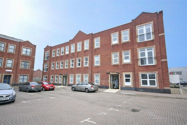 Thumbnail Flat to rent in Sandy House, Webb Ellis Place, Town Centre, Rugby, Warwickshire