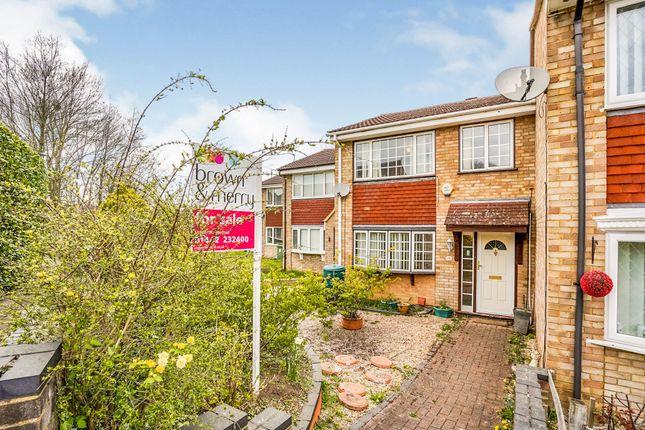 Thumbnail Terraced house for sale in Elstree Road, Hemel Hempstead