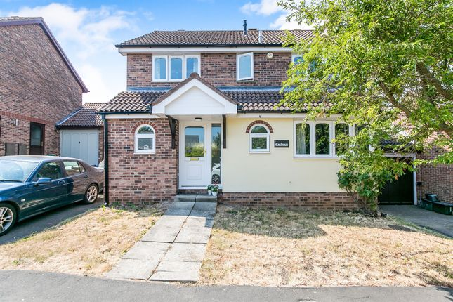 Thumbnail Detached house for sale in Abbots Close, Wix, Manningtree