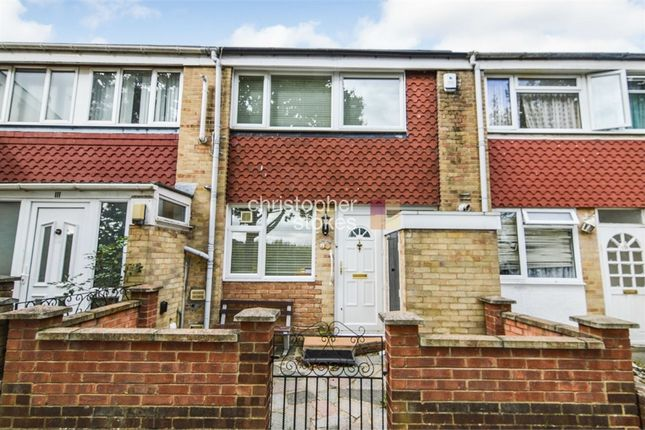 Thumbnail Terraced house for sale in Bowood Road, Enfield, Middlesex