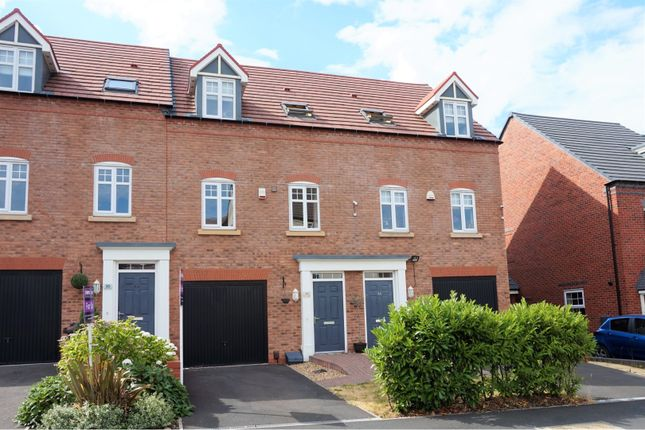 Thumbnail Terraced house for sale in George Dixon Road, Birmingham