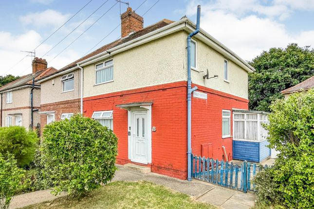 Thumbnail Semi-detached house for sale in Cumberland Avenue, Intake, Doncaster