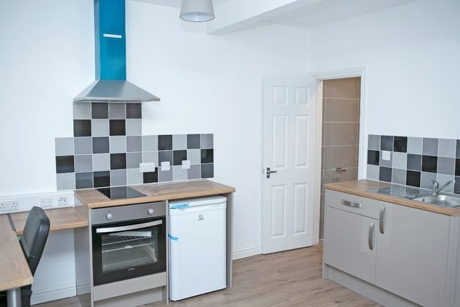 Thumbnail Flat to rent in Southsea, Portsmouth