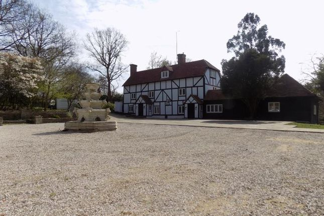 Thumbnail Detached house to rent in Trumps Mill Lane, Virginia Water, Surrey