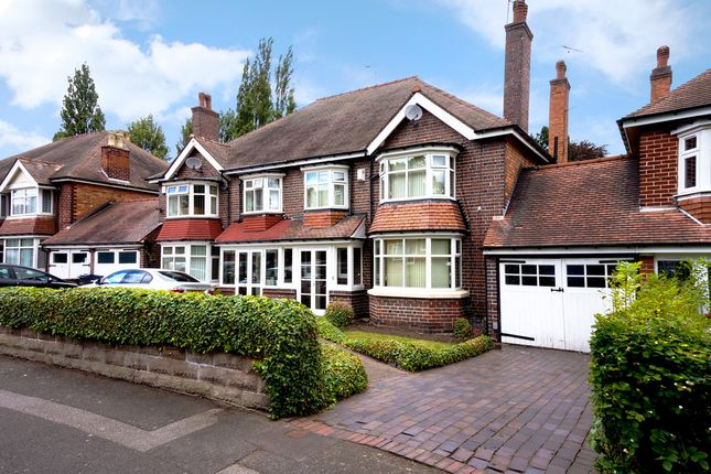 Thumbnail Semi-detached house for sale in Philip Victor Road, Handsworth, Birmingham