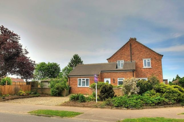 Thumbnail Semi-detached house for sale in Cyprus Road, Attleborough