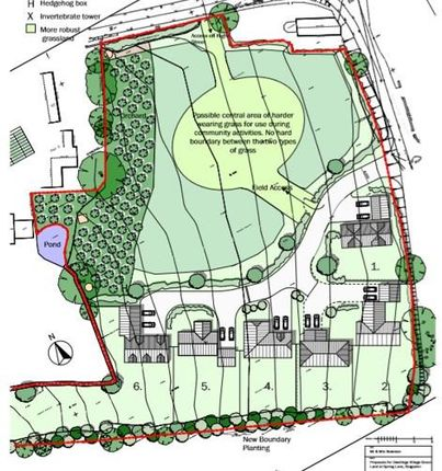 Thumbnail Commercial property for sale in Residential Land At, Spring Lane, Stagsden, Bedford, Bedfordshire