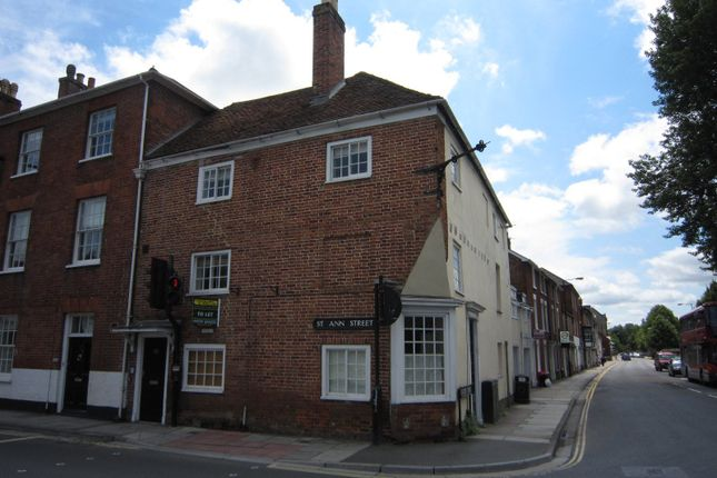 Thumbnail Flat to rent in The Old Bell, St Anne Street, Salisbury
