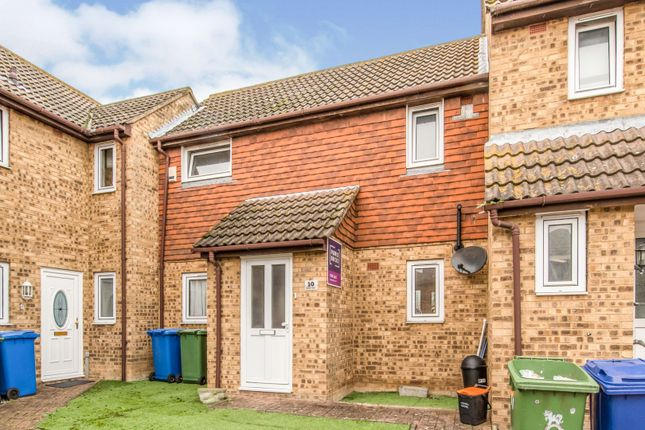 2 bed terraced house for sale in Willis Court, Minster On Sea, Sheerness ME12