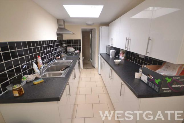 Thumbnail Terraced house to rent in Blenheim Gardens, Reading