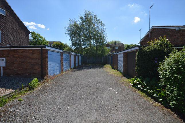 Garage Block of Modbury Close, Styvechale, Coventry CV3