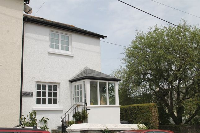 Thumbnail Cottage to rent in Bere Ferrers, Yelverton