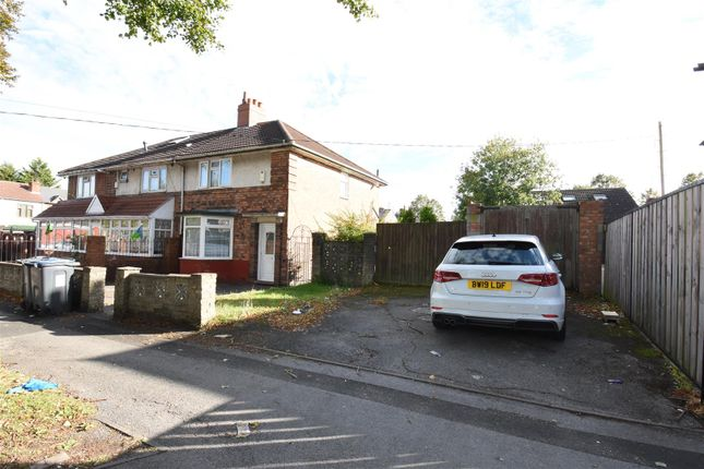 Thumbnail Semi-detached house for sale in Shaw Hill Road, Ward End, Birmingham