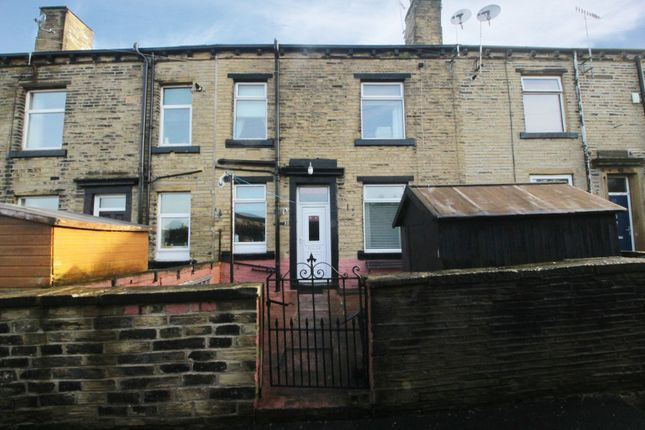 Thumbnail Terraced house for sale in Back Newcome Street, Calderdale, West Yorkshire