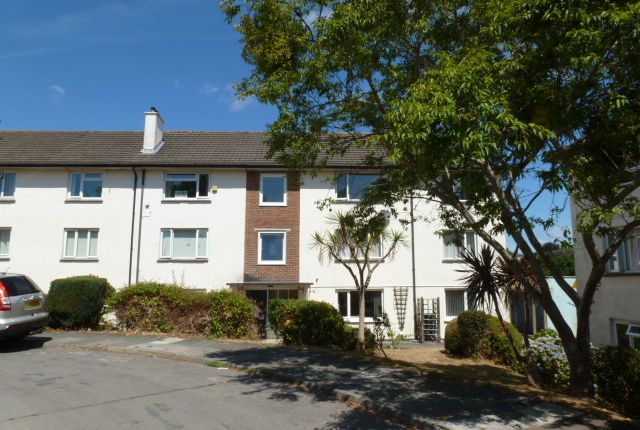 Thumbnail Flat to rent in Fegen Road, St Budeaux, Plymouth