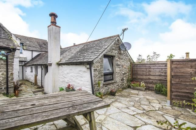Fore Street Boscastle Cornwall PL35 3 Bedroom End Terrace House For Sale