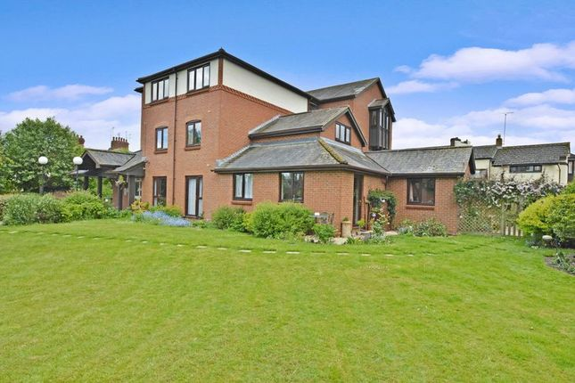Thumbnail Flat for sale in Lawnsmead Gardens - The Lodge, Newport Pagnell
