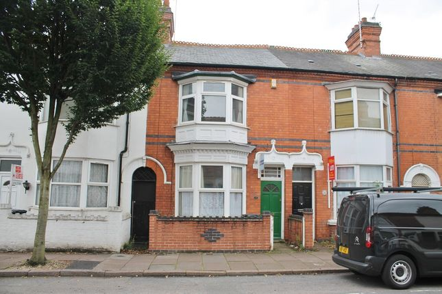 Thumbnail Terraced house to rent in Norman Street, West End, Leicester