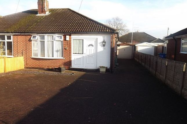 Thumbnail Detached bungalow to rent in Cinnamon Lane, Fearnhead, Warrington