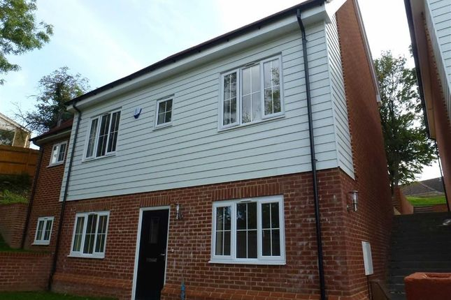 Thumbnail Detached house for sale in Rochester Road, Rochester, Kent
