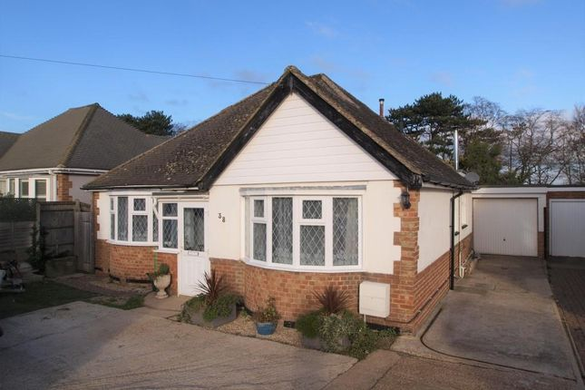 Thumbnail Detached bungalow for sale in Hyperion Avenue, Polegate