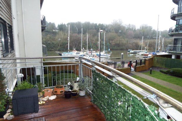 Thumbnail Flat to rent in Victoria Wharf, Cardiff