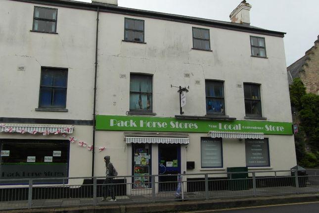Thumbnail Retail premises to let in 56/58 St Davids Hill, Exeter, Devon