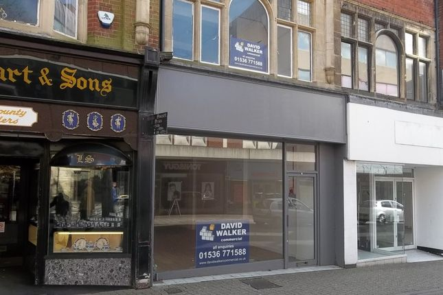 Commercial Property To Let Kettering