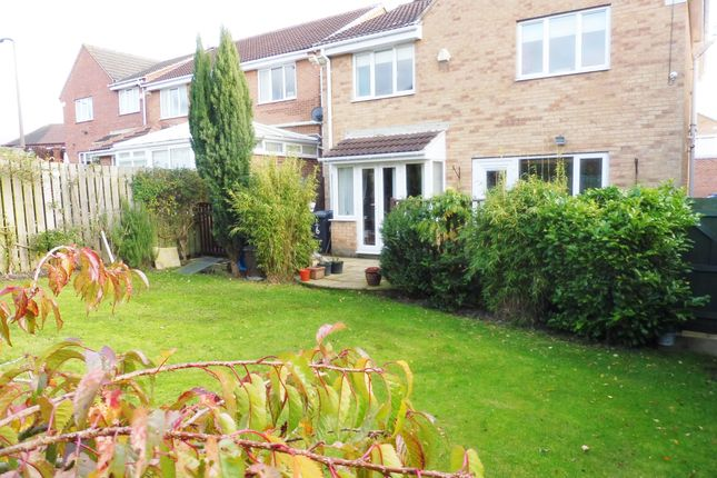 Rear View of Windmill Court, Wombwell S73