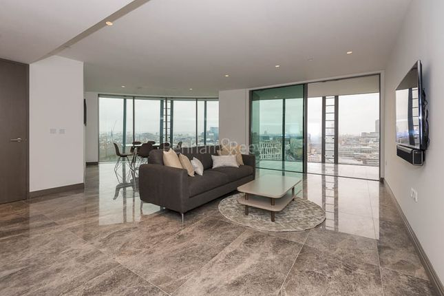 Thumbnail Flat to rent in One Blackfriars, Wapping