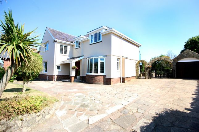 Thumbnail Detached house for sale in Westhill Road, Torquay