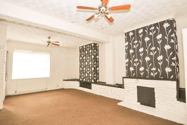 Thumbnail End terrace house to rent in Bridge Street, Troedyrhiw, Merthyr Tydfil