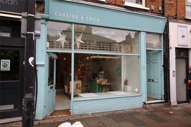 Thumbnail Retail premises for sale in Park Road, London