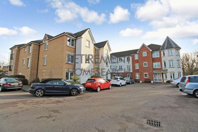 Thumbnail Flat for sale in Coachman Court, Rochford